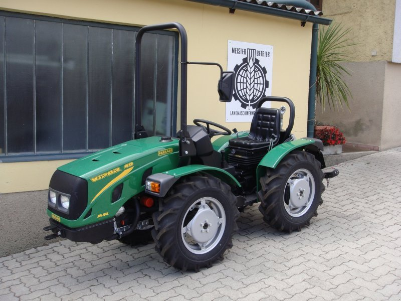 Ferrari Viper 40 AR Vinogradarski traktor, 3500 Krems/Donau - Rabljeni traktori i poljoprivredni ...