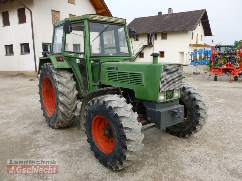fendt farmer 108s allrad kabine traktor rabljeni. Black Bedroom Furniture Sets. Home Design Ideas