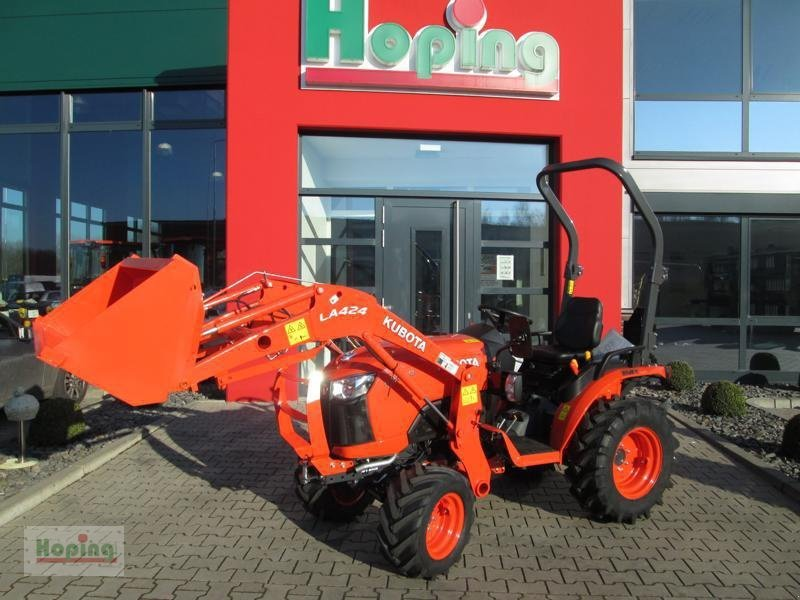kubota b2650 h mit frontlader komunalni traktor rabljeni traktori i poljoprivredni strojevi. Black Bedroom Furniture Sets. Home Design Ideas