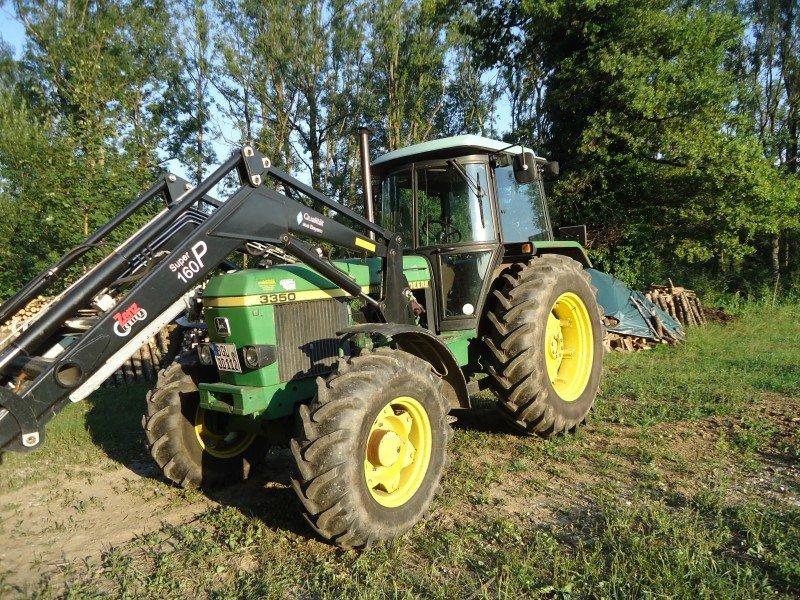 john deere 3350as traktor rabljeni traktori i. Black Bedroom Furniture Sets. Home Design Ideas