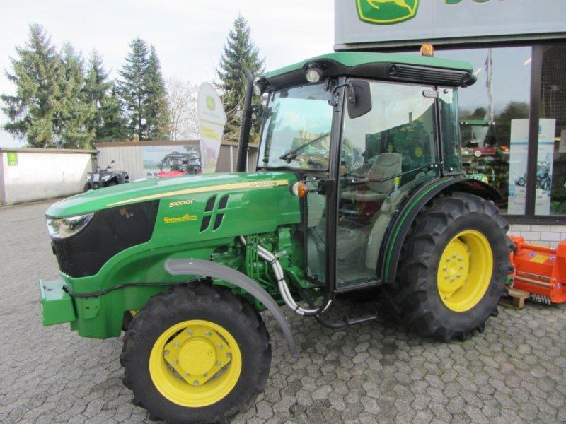 john deere 5100 gf vinogradarski traktor 77855 achern. Black Bedroom Furniture Sets. Home Design Ideas