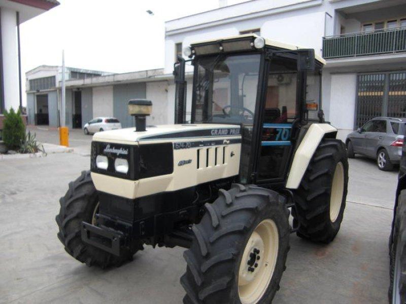 lamborghini grand prix 674 70 traktor 71048 stornarella foggia rabljeni traktori i. Black Bedroom Furniture Sets. Home Design Ideas