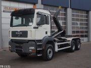 MAN TGA 33.430 6x4 Abrollcontainer