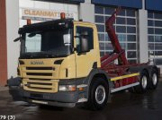 Scania P 380 6x4 Manual Steel Abrollcontainer