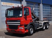 DAF FAT 85 CF 380 6x4 Manual Steel Abrollcontainer