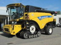New Holland CR10.90 Smarttrax & 4wd Žetelica, kombajn