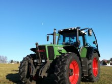 Fendt 824 Favorit Traktor